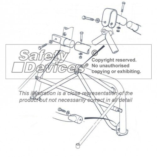 Safety Devices Lotus Elise S1 4 Point Bolt In Harness